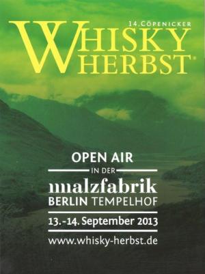 14. Cöpenicker Whiskyherbst