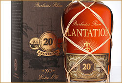 Plantation Barbados Rum  -extra old-