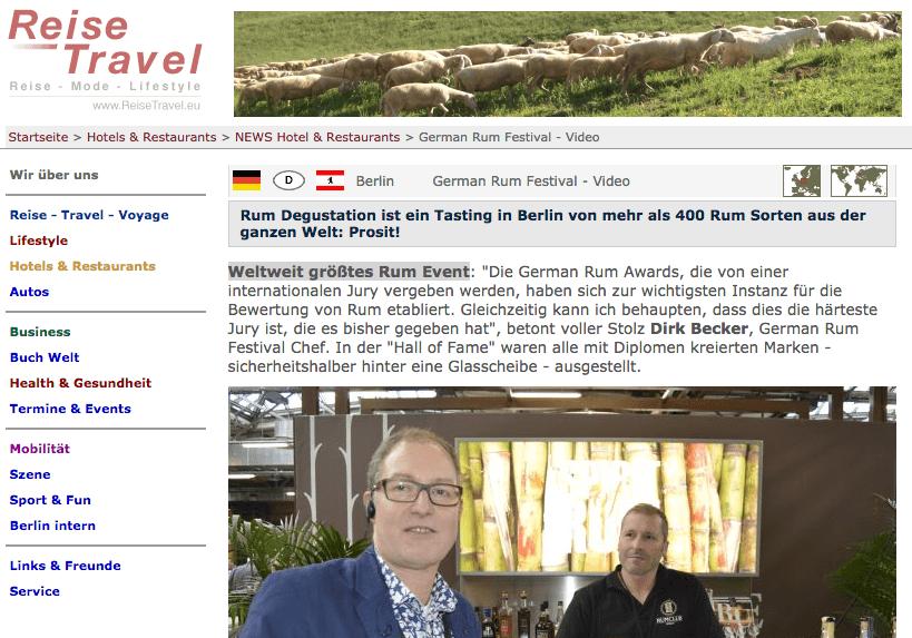 GRF 2016 im ReiseTravel