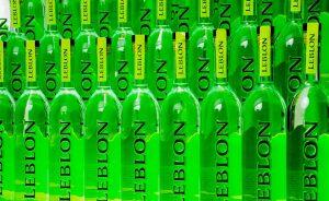 Leblon Cachaça Bottles