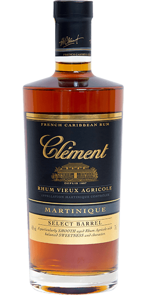 Clément Rhum from Martinique
