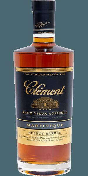 Clement Rhum aus Martinique