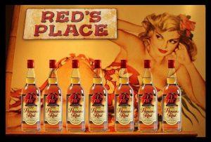 Panama Red Overproof Rum