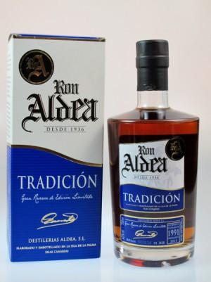 Ron Aldea von den Kanarischen Inseln