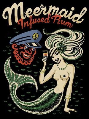 Meermaid Infused Rum from Berlin!
