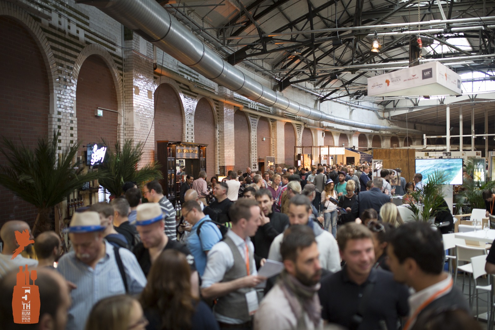 German Rum Festival 2015 Berlin