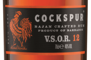 Cockspur von West Indies Rum Distillery