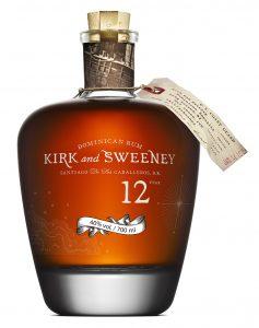 Kirk & Sweeney Dominican Rum 12YO
