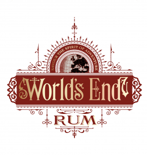Worlds End Rum is a premium spiced rum