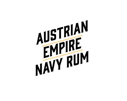 Albert Michler Austrian Empire Navy Rum Reserve 1863