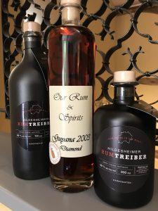 Our Rum & Spirits