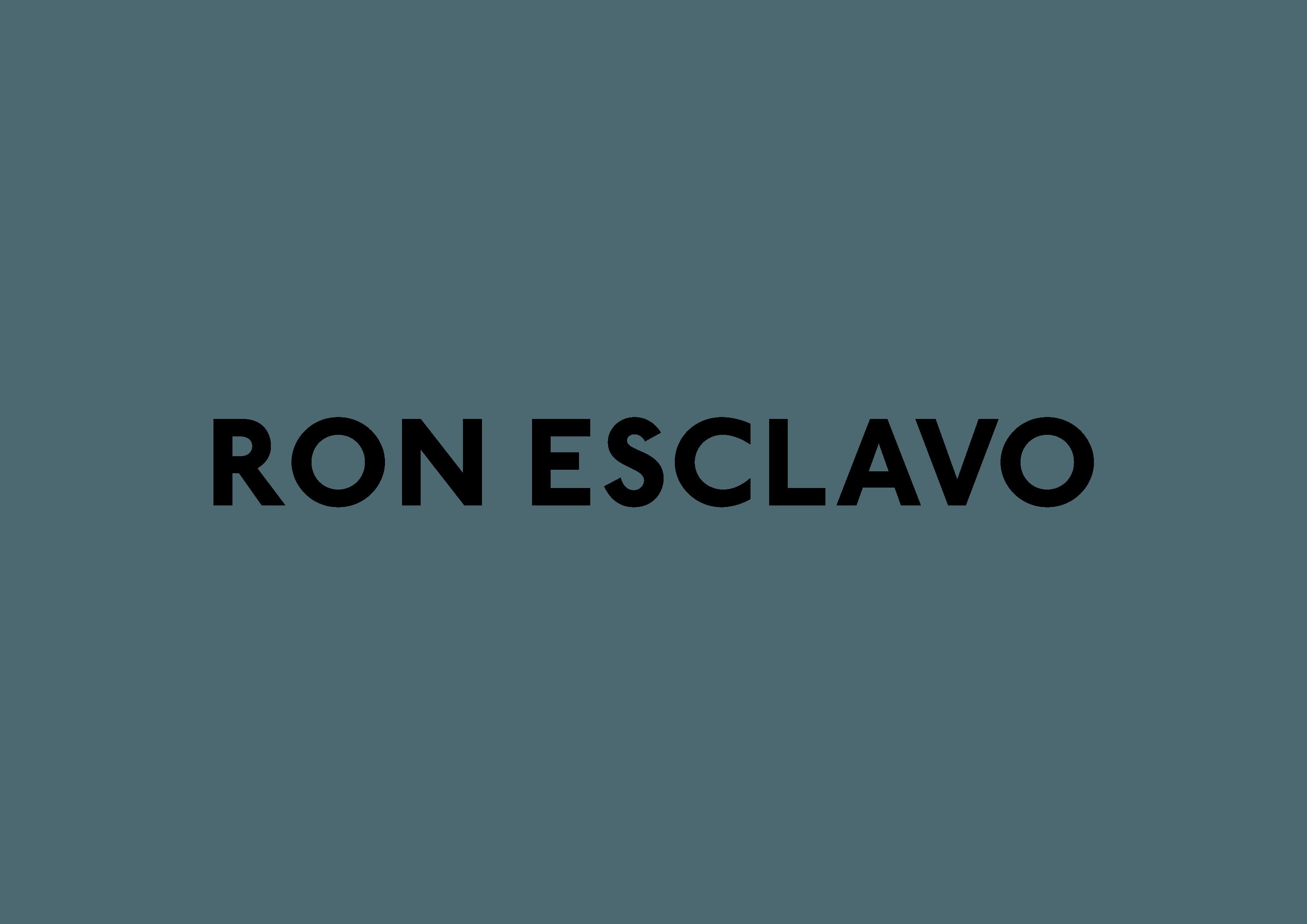 RON ESCLAVO