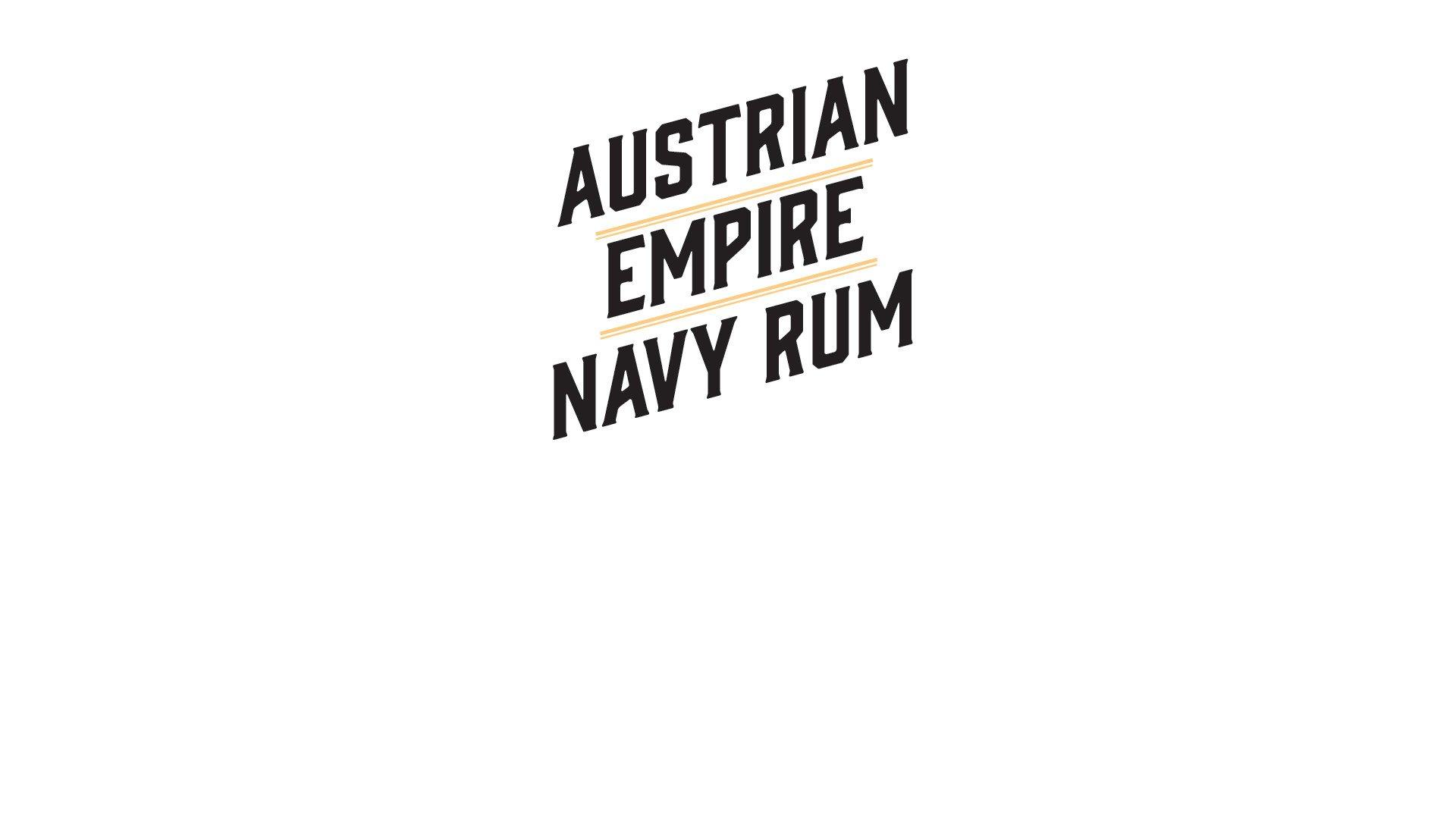 AUSTRIAN EMPIRE NAVY RUM