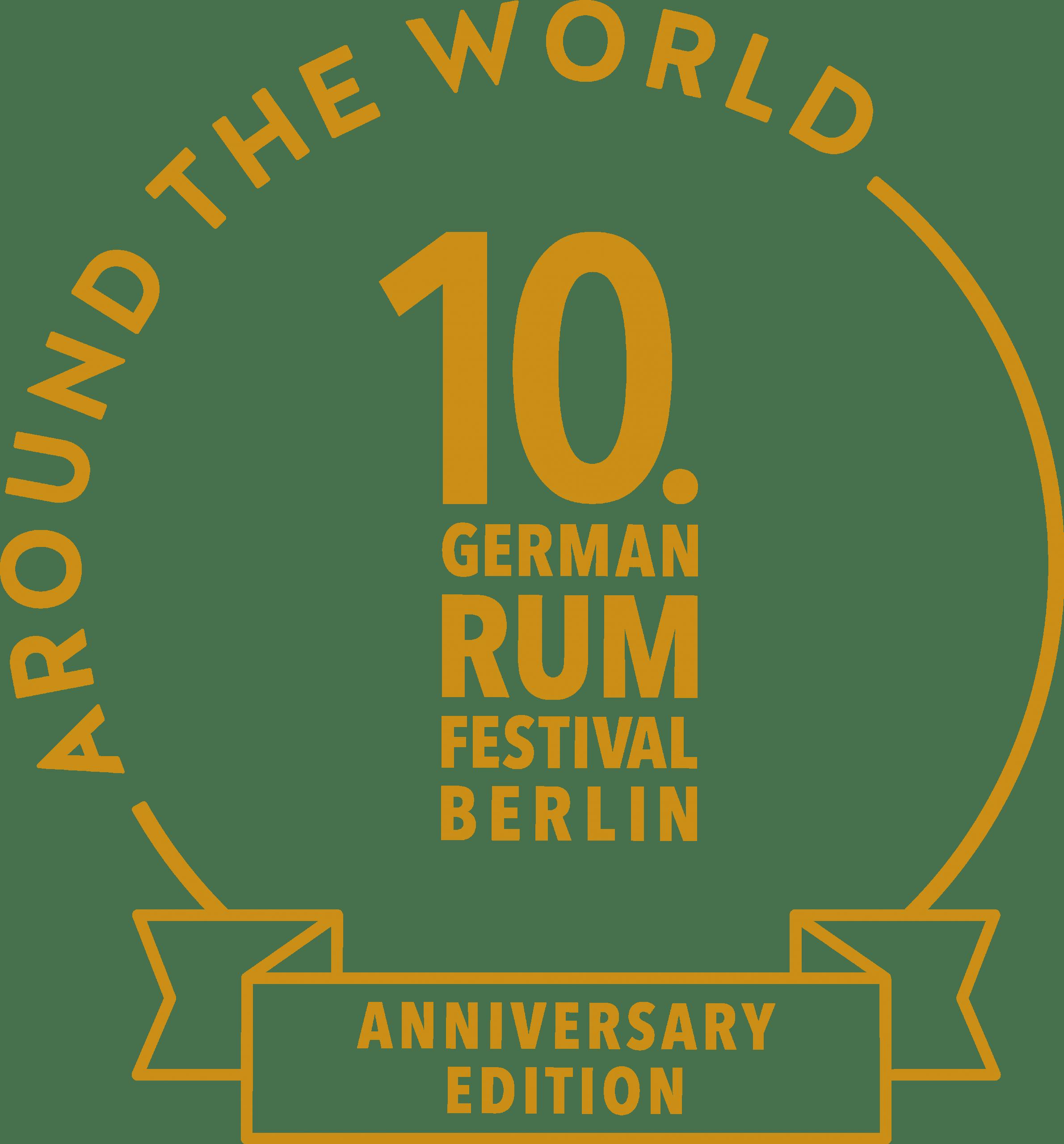 10th German Rumfestival News