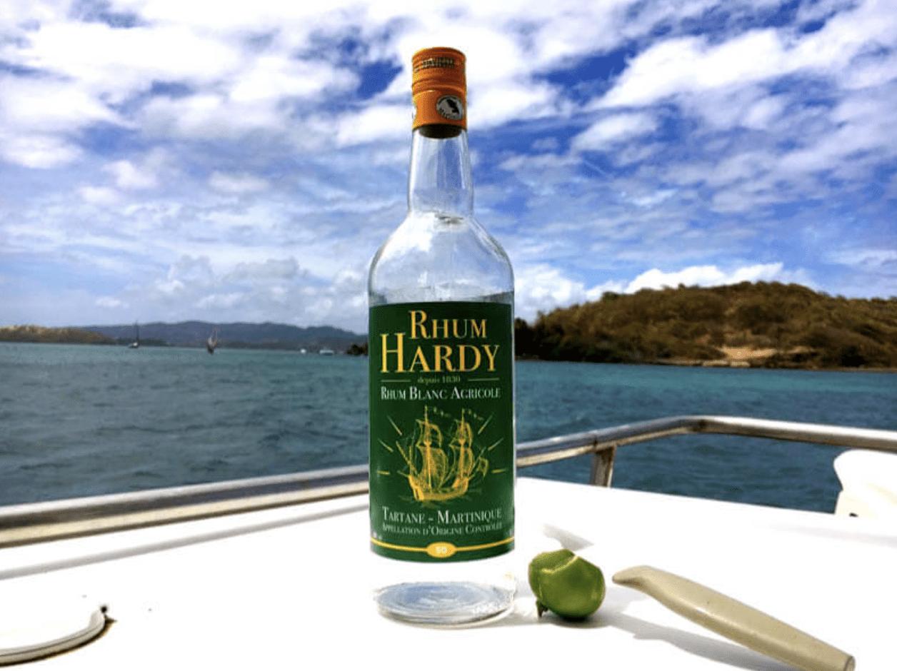 You are currently viewing Rhum Hardy | Seit 1830 in Martinique und dieses Jahr auf dem GRF 2021