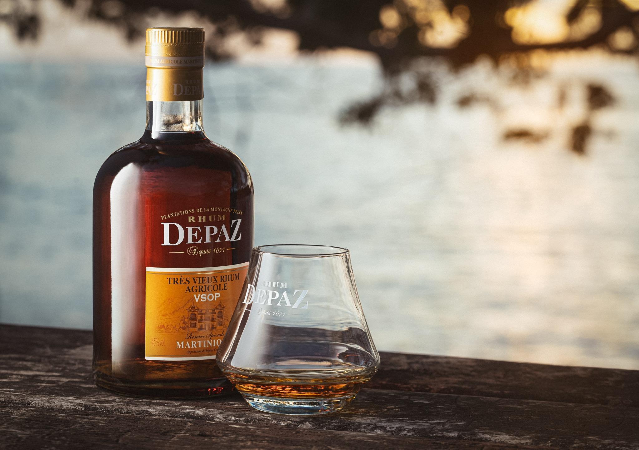 You are currently viewing Depaz Rum | Vom Vulkan in Martinique nach Deutschland