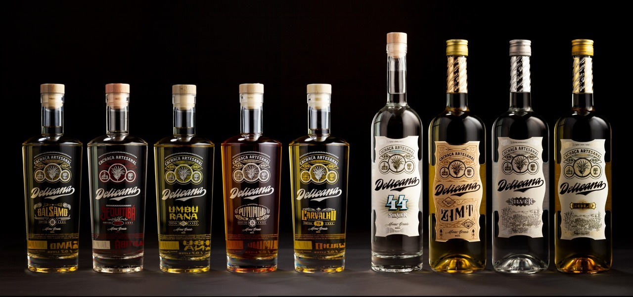 You are currently viewing Cachaça Delicana – Seven times champion at GRF