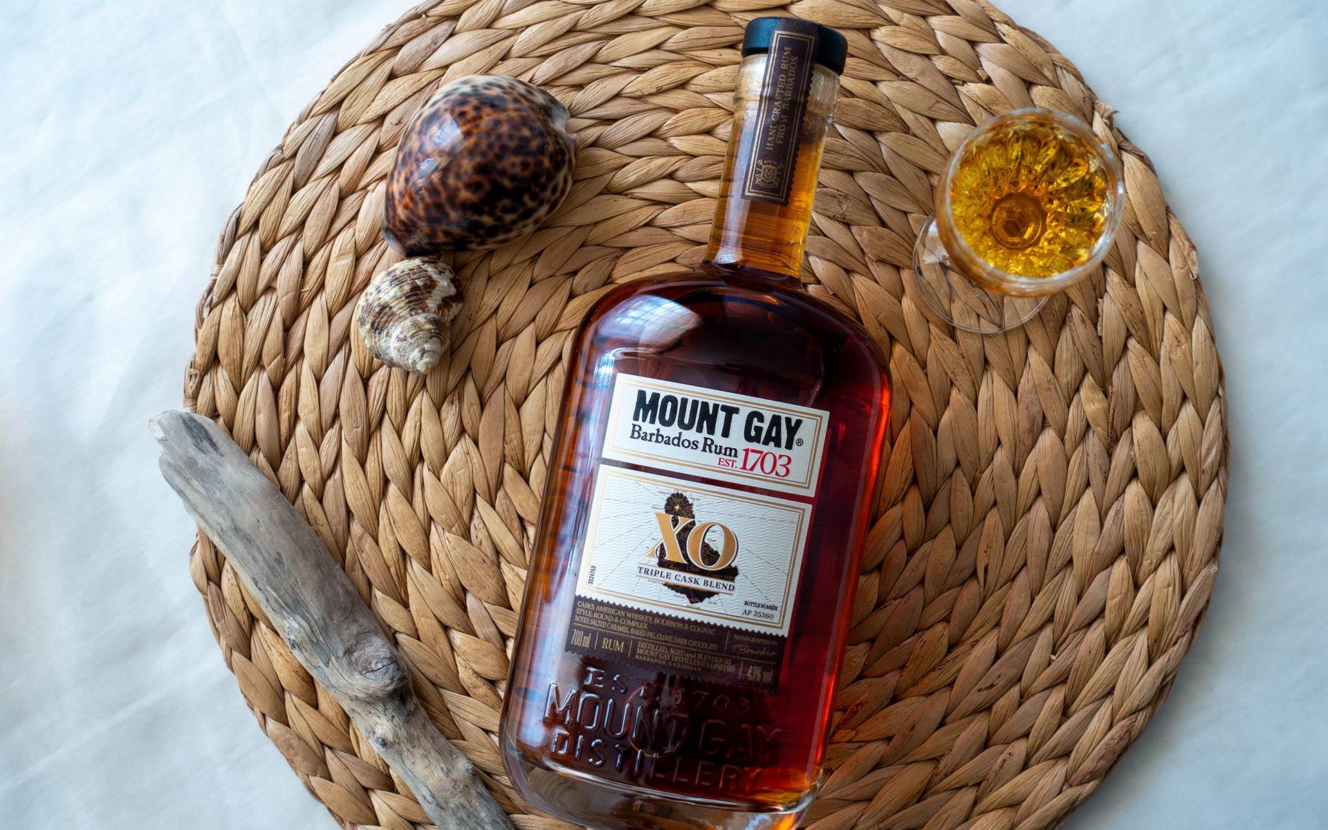 Mount Gay Rum from Barbados | German Rum Festival 2021