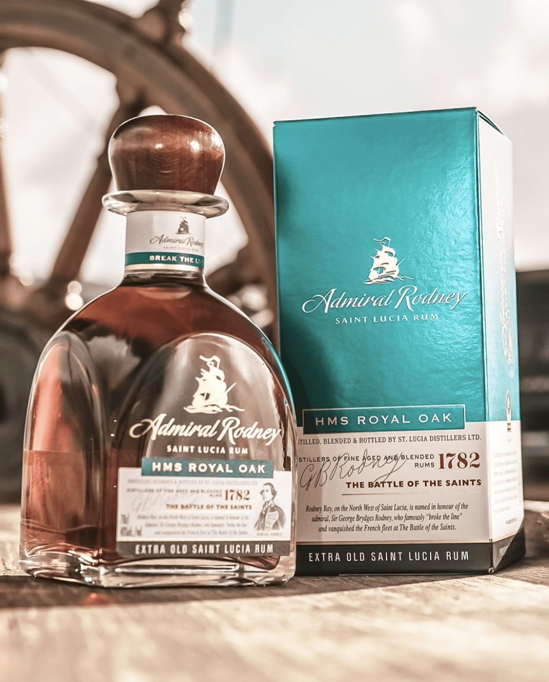 Read more about the article Admiral Rodney | German Rum Festival 2021