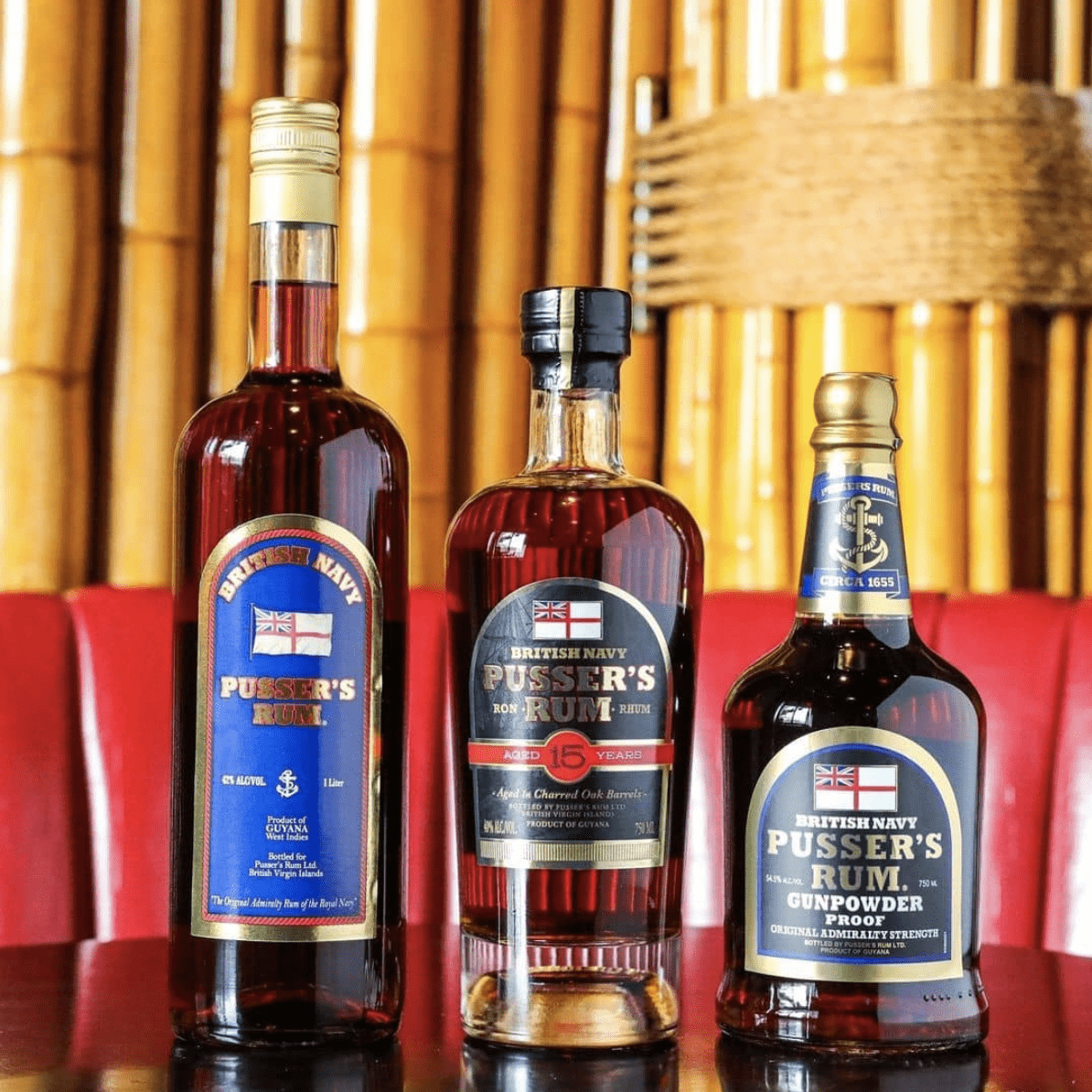 Read more about the article Pusser's Navy Rum | German Rum Festival 2021