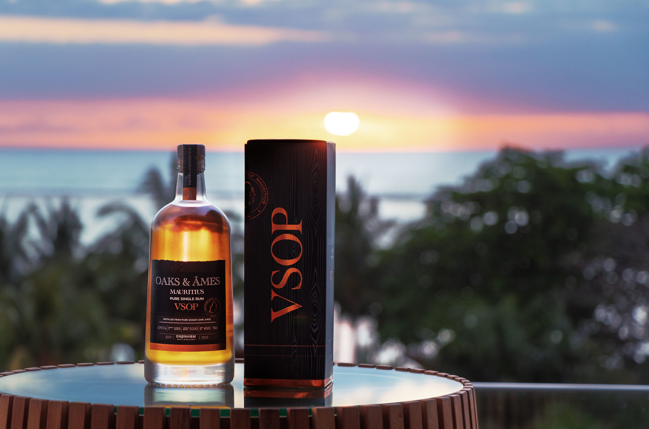 Read more about the article Oaks & Ames | German Rum Festival 2021